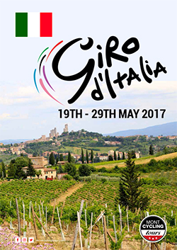 montcyclingtours 2017 Giro d'Italia Tour